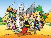 Free Cartoons Wallpaper : Asterix