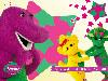 Free Cartoons Wallpaper : Barney