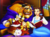 Free Cartoons Wallpaper : The Beauty and the Beast