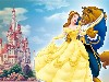 Free Cartoons Wallpaper : Beauty and the Beast