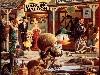 Free Cartoons Wallpaper : Carl Barks - Mining Scrooge