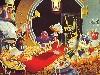Free Cartoons Wallpaper : Uncle Scrooge (by Carl Barks)