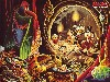 Free Cartoons Wallpaper : Carl Barks - Treasure