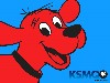 Free Cartoons Wallpaper : Clifford