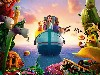 Free Cartoons Wallpaper : Cloudy 2 - Revenge of The Leftovers