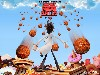 Free Cartoons Wallpaper : Cloudy with a Chance of Meatballs