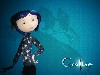 Free Cartoons Wallpaper : Coraline