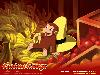 Free Cartoons Wallpaper : Curious George - The Movie