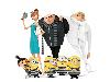 Free Cartoons Wallpaper : Despicable Me 3