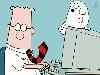 Free Cartoons Wallpaper : Dilbert