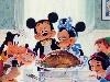 Free Cartoons Wallpaper : Disney - Thanksgiving