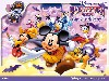 Free Cartoons Wallpaper : Disney - Halloween