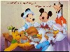Free Cartoons Wallpaper : Disney - Thanksgiving