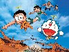 Free Cartoons Wallpaper : Doraemon