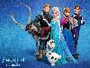 Free Cartoons Wallpaper : Frozen