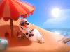 Free Cartoons Wallpaper : Frozen - Olaf