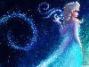 Free Cartoons Wallpaper : Frozen - Queen Elsa