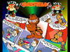Free Cartoons Wallpaper : Garfield Collection