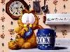 Free Cartoons Wallpaper : Garfield
