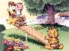 Free Cartoons Wallpaper : Garfield