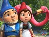 Free Cartoons Wallpaper : Gnomeo and Juliet