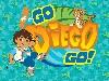 Free Cartoons Wallpaper : Go, Diego, Go!