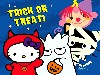 Free Cartoons Wallpaper : Halloween - Trick or Treat