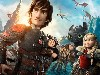 Free Cartoons Wallpaper : How To Train Your Dragon 2