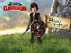 Free Cartoons Wallpaper : How To Train Your Dragon