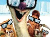 Free Cartoons Wallpaper : Ice Age - Dawn of the Dinosaurs