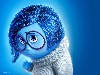 Free Cartoons Wallpaper : Inside Out - Sadness