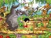 Free Cartoons Wallpaper : Jungle Book