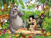 Free Cartoons Wallpaper : Jungle Book
