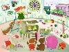 Free Cartoons Wallpaper : Kindergarden