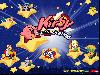 Free Cartoons Wallpaper : Kirby