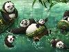 Free Cartoons Wallpaper : Kung Fu Panda 3