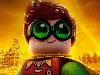 Free Cartoons Wallpaper : The Lego Batman Movie - Robin