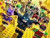 Free Cartoons Wallpaper : The Lego Batman Movie