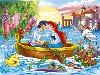 Free Cartoons Wallpaper : Little Mermaid