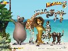 Free Cartoons Wallpaper : Madagascar