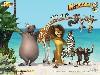 Free Cartoons Wallpaper : Madagascar