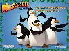 Free Cartoons Wallpaper : Madagascar - Penguins