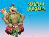 Free Cartoons Wallpaper : Magilla Gorilla