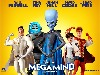 Free Cartoons Wallpaper : Megamind - Cast