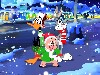 Free Cartoons Wallpaper : Merrie Melodies - Christmas Rules