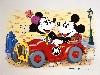Free Cartoons Wallpaper : Mickey and Minnie