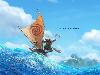 Free Cartoons Wallpaper : Moana