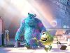 Free Cartoons Wallpaper : Monsters Inc.