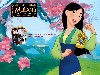 Free Cartoons Wallpaper : Mulan
