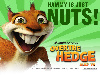 Free Cartoons Wallpaper : Over the Hedge - Hammy